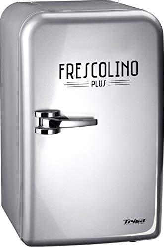 Trisa Frescolino Plus Kühlschrank EEK: A+ (A+++ - D) 17l Standgerät Silber