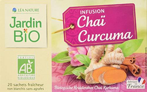 Jardin BiO étic Infusion Chaï Curcuma