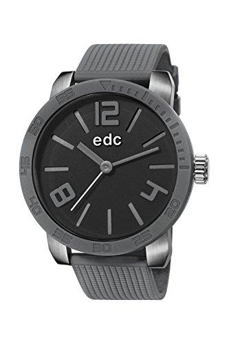 edc by Esprit Herren-Armbanduhr XL Bold Maverick Analog Quarz Resin EE101191005