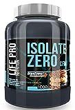 Life Pro Isolate Zero 1Kg | Suplemento Deportivo de Proteína de Suero Aislada, Suplemento Proteísnas para Mejora y Crecimiento del Sistema Muscular, Aumenta Resistencia, Sabor Cookies