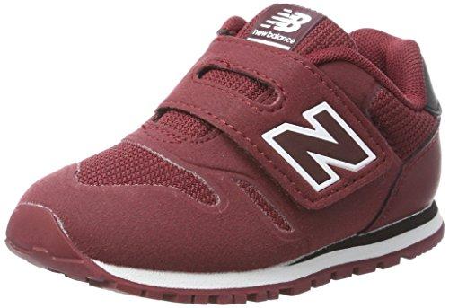 New Balance New Balance, Unisex-Kinder Sneaker, Rot (Burgundy), 39 EU (6 UK)