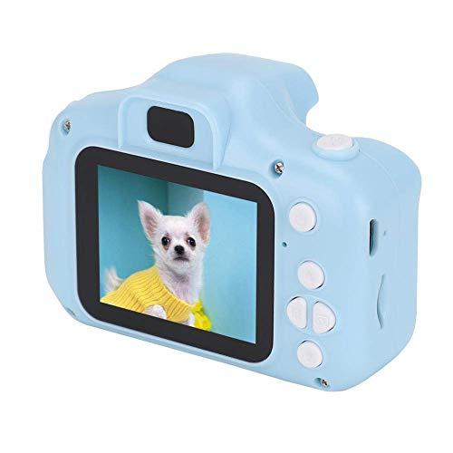 Kinder Tragbare Dgital Kamera, 2,0-Zoll-Farbbildschirm 1080P Multi-Funktions-Mini-Kinder Kamera (32 GB). ZHANGKANG
