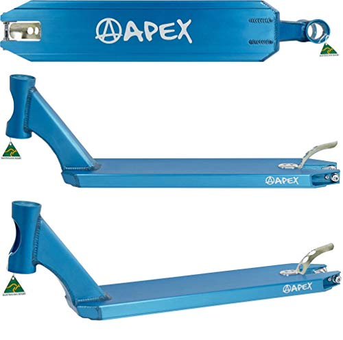 Apex stunt scooter pro deck 580 mm (turquoise 49 cm)