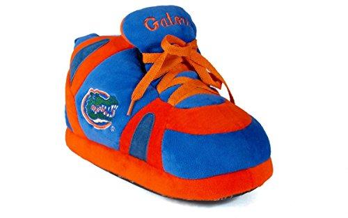 Comfy Feet FLO01-3 - Florida Gators - Large Mens and Womens NCAA Slippers