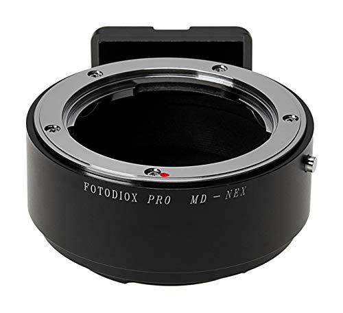 Fotodiox 10-LA-MD-NEX-P - Adaptador de Montura de Objetivo de Minolta MD/MC/SR Rokkor...