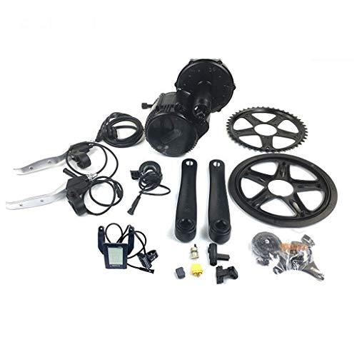 WBS-TIES36V/48V 350W Mid Drive Motor Electric Bike Conversion Kit C965 Display E Bicycle 8fun BBS01 E-Bike Conversion Kit,46T-36V350W