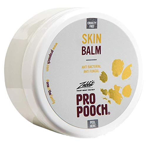 Pro Pooch Perros Bálsamo para Piel con picor (100 ml) Tratamiento para Perros con Problemas de Piel como Dermatitis, Eczema y Piel Seca