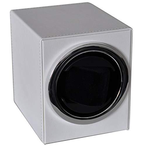 Selva Horlogebeweger RF - wit - voor 1 uur - batterijaandrijving - rechts- en linksloop - Optimaal ook voor gebruik in de kluis