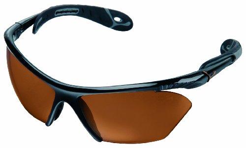 Cébé Cougar - Gafas de Ciclismo, Color Negro, Talla L