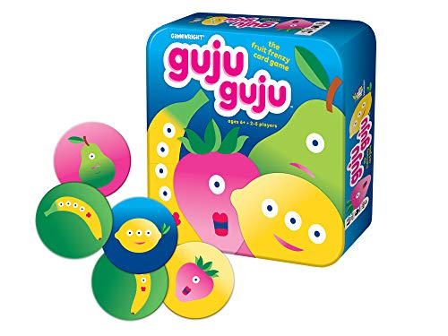Guju Guju - The Fruit Frenzy kaartspel