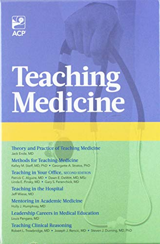 Teaching Medicine Series 7 Book Set