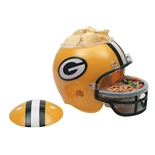 NFL Green Bay Packers Snack Helmet
