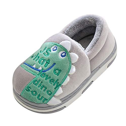 Luckycat Zapatos Antideslizantes para Bebé Niñas de Algodón Suave con Modelo de...