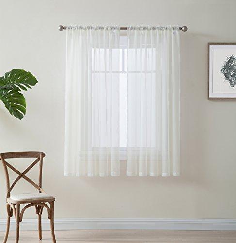 cortina corta para ventana de la marca HLC.ME