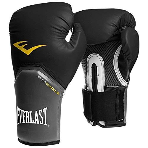 Everlast Erwachsene Boxhandschuhe Elite Pro Style Glove, Black, 10 oz