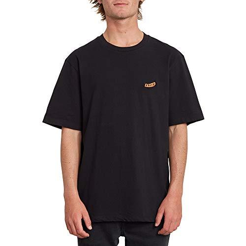 Volcom Pistol Blanks Bxy Ss T-Shirt für Herren L Schwarz