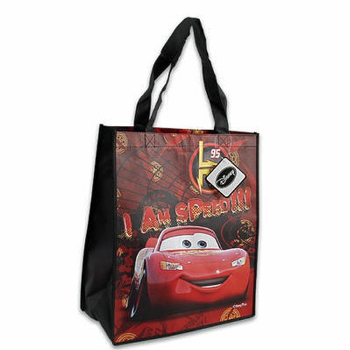 Cars Lightning McQueen Large Tote Bag