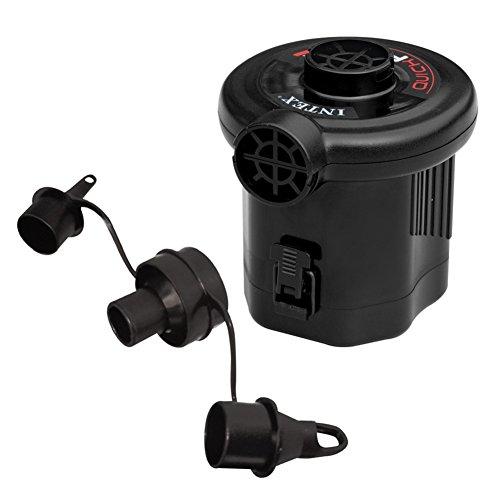 Intex Quick-Fill Batterie-Luftpumpe (6 C-Zellen-Akku), Max. Air Flow 13,4 CFM