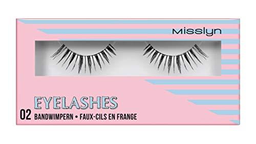 Misslyn Eyelashes Eye Am Charming, 2 Stück