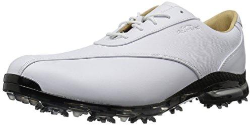 adidas Men's Adipure TP 2.0 Golf Shoe, White, 9.5 M US