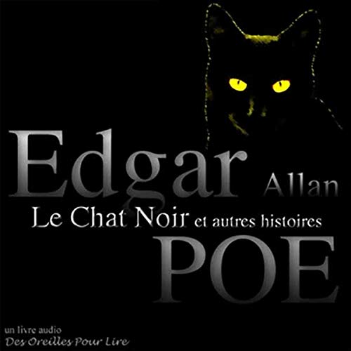 Le Chat Noir et autres histoires audiobook cover art