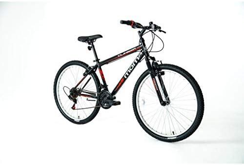 Moma Bikes Bicicleta Montaña MTB26 CLIMBER