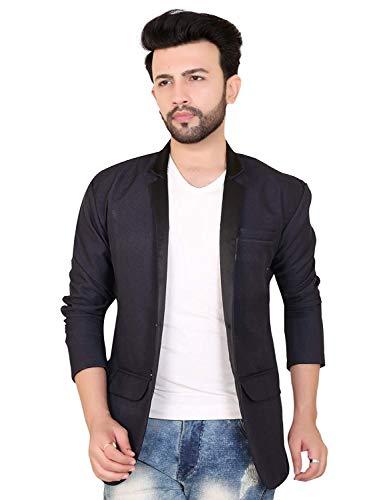 A.B.C. Garments Regular Fit Men's Tuxedo Blazer