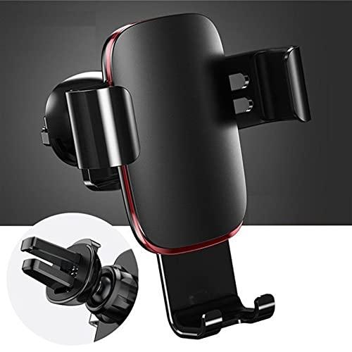 Xingyue Aile Titular del teléfono del coche Para la ranura de salida de aire del coche / CD titular de montaje de teléfono del soporte del metal Para el iPhone Samsung y otros teléfonos Huawei