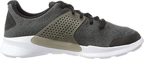 Nike Herren ARROWZ Laufschuhe, Schwarz Black White Dark Grey, 43 EU