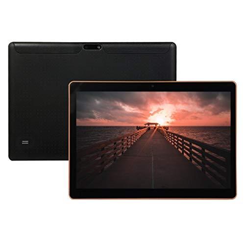 YXDS Tableta de 10.1 Pulgadas para Android 8.1 Tablet PC de plástico 1 + 16G Tableta WiFi de Diez núcleos Cámara de 13.0MP Tableta de Pantalla Grande