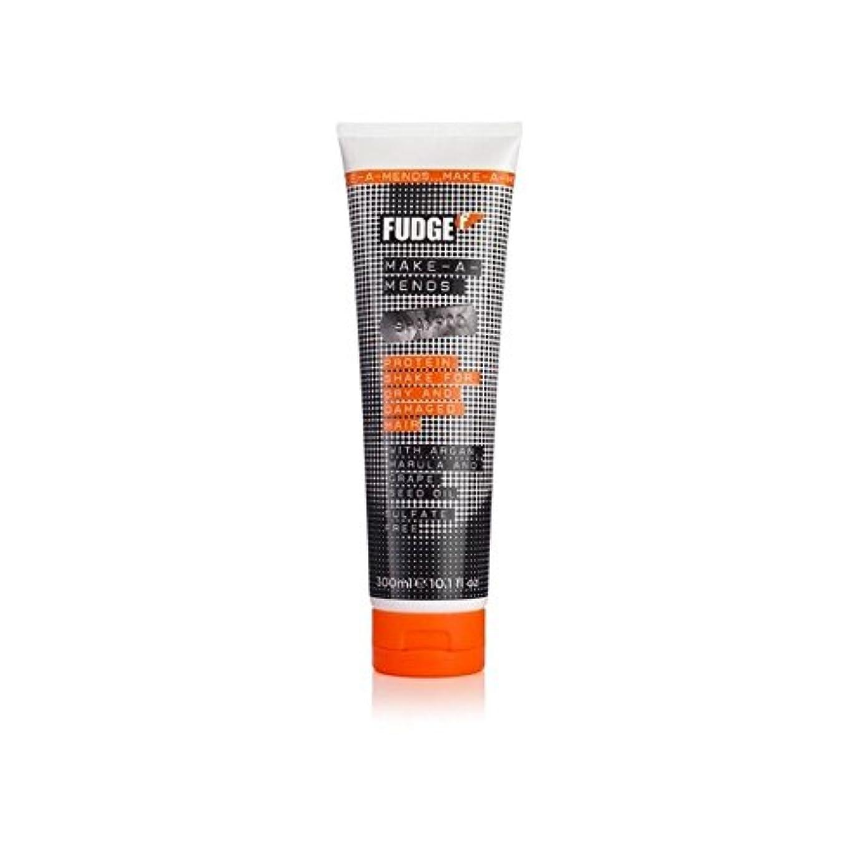 雑草でるのためFudge Make-A-Mends Shampoo (300ml) (Pack of 6) - ファッジメイク-シャンプー(300ミリリットル) x6 [並行輸入品]