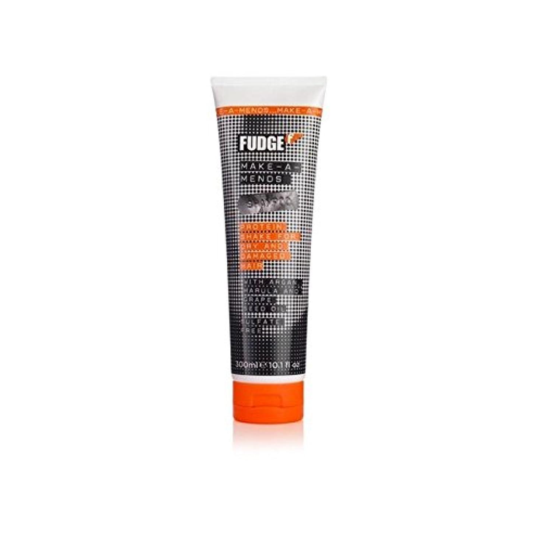 自慢ホイッスル促進するファッジメイク-シャンプー(300ミリリットル) x2 - Fudge Make-A-Mends Shampoo (300ml) (Pack of 2) [並行輸入品]