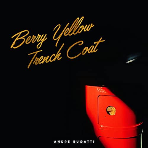 Berry Yellow Trench Coat
