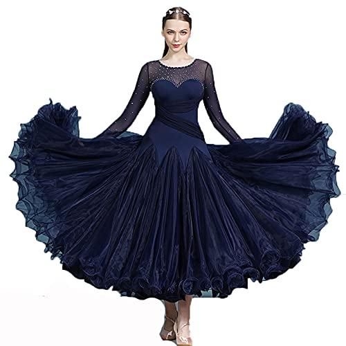 Vestido de Baile Walzer Falda de...