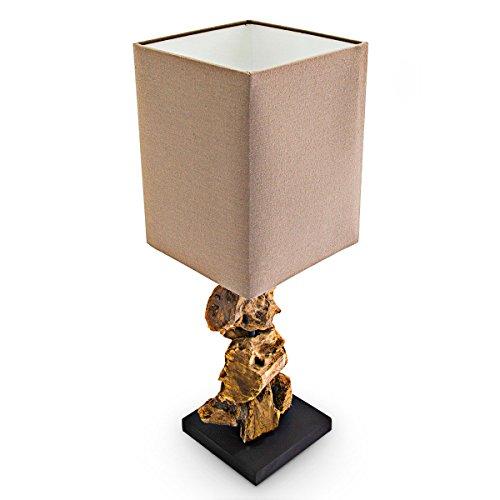 Relaxdays Petite lampe de table \