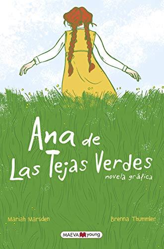 Ana de las Tejas Verdes - Novela gráfica