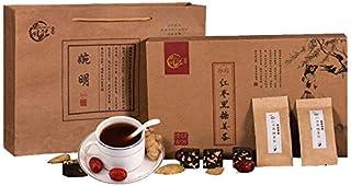 红枣黑糖姜茶 2盒*460克 (每盒20包X23克) 姜枣糖水茶 女人月经暖肚子茶 大姨妈姜丝红枣茶