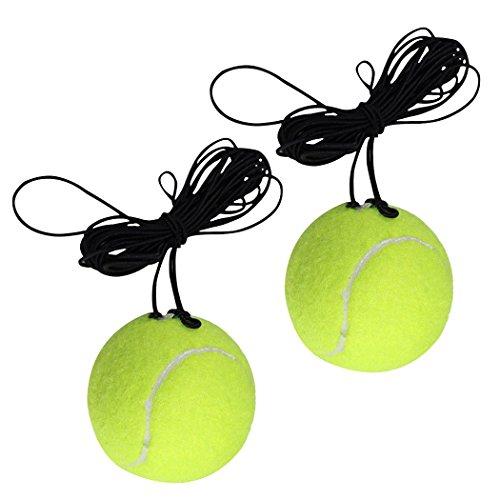 Tennis Training Bal Zelfstudie Oefening Tennis Bal Rebound Bal met String voor Tennis Trainer