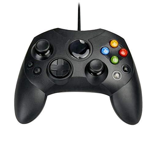 QUMOX 1x Wired Gamepad-Controller für Xbox Classic, Nicht kompatibel mit Xbox 360 und Xbox One