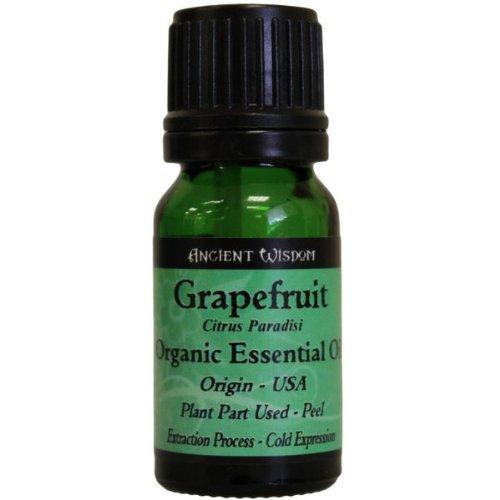 Oude wijsheid 10 ml Grapefruit Organische etherische olie