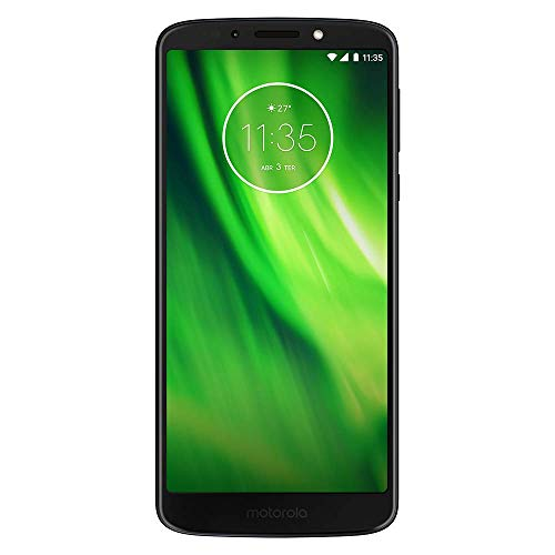 Boost Mobile MOTO G6 Play with 5.7 IPS touch screen fingerprint 16GB Memory Android 8.0 Oreo OS...