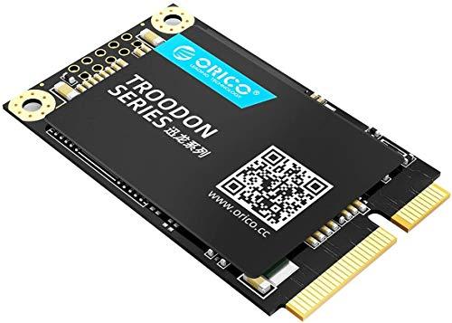ORICO SSD 128GB Intern mSATA Lese/Schreibgeschwindigkeit bis zu 560MB/S 6Gbps Intern Solid State Drives für PC oder Laptop-M200
