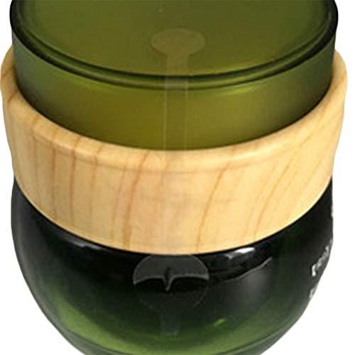 (ヨーテイ) Youtei ボトル 化粧品 キャップ 瓶などの封印シール (透明, 60mmx12mm)