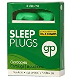 Get Plugged Sleep Plugs, 7 Stuk