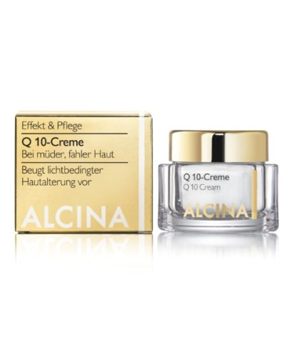 Alcina - Effekt & Pflege - Q10 - Creme Q10 - Creme - 50 ml
