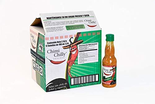 Salsa Para Pizza marca Chimichilly