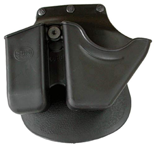Fobus Pdl Cuff/Mag for Glk/HK 9/40 Black