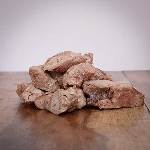 Hitzegrad® Hühnerherzen gefriergetrocknet, 70 g - leckerer Snack für Hunde und Katzen in Premiumqualität