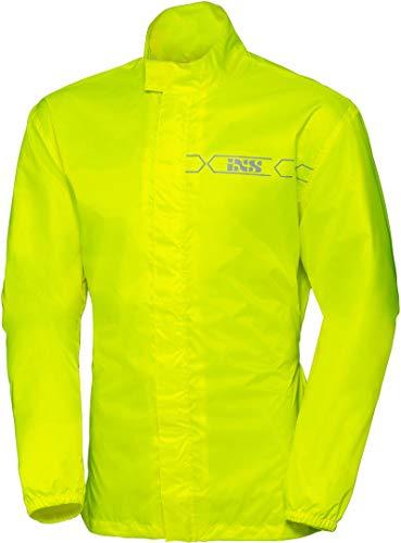 IXS Nimes 3.0 Regenjacke Neon-Gelb 3XL