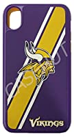 "iPhone XR (6.1"") Impact Series Dual Layered Protective Case for NFL Minnesota Vikings"